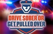 drive sober get pulled over Labor Day