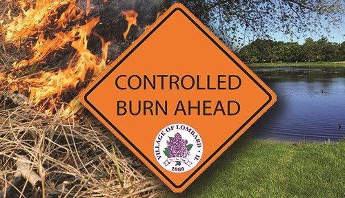 Controlled burn ahead