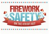 Firework Safety on the Fourth of July