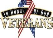 veteran honor post