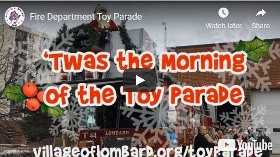 Toy Parade