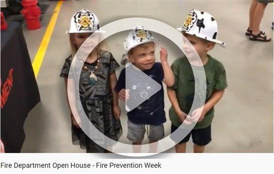 Fire Department Open House 2019