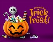 Trick or treating 2019 Halloween Day
