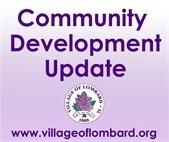 community development update