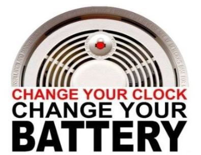 change your clocks change your battery