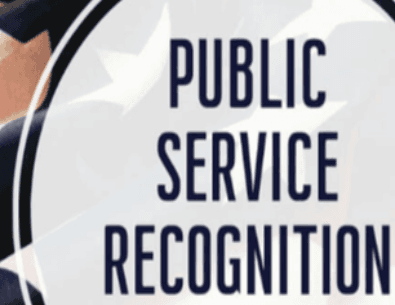 Public Service Recognition
