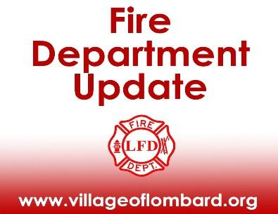 Social Image Fire Department Update