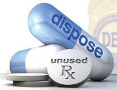 prescription drug take back DEA