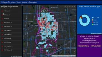 Water Service Map Opens in new window