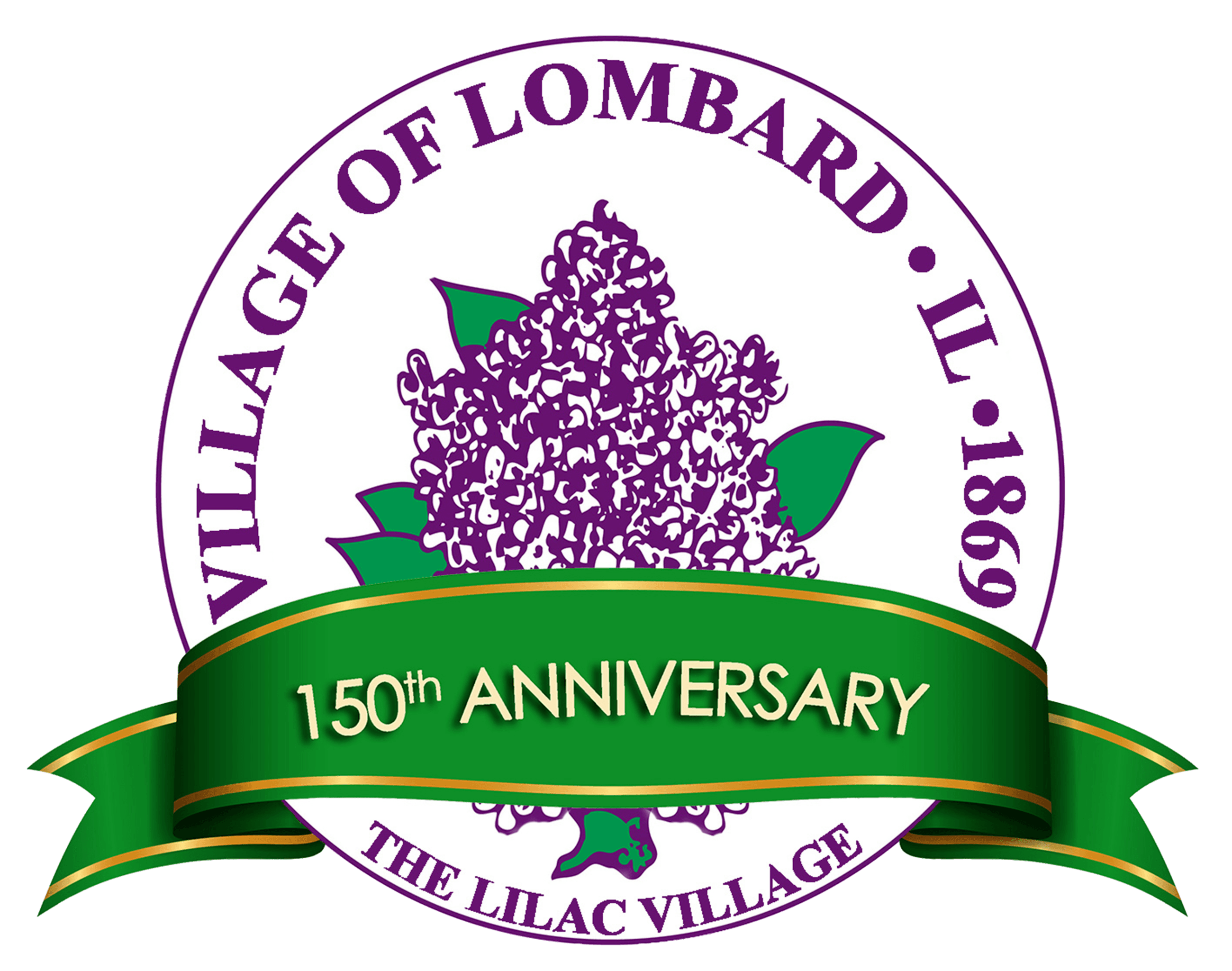 Village of Lombard 150th Anniversary