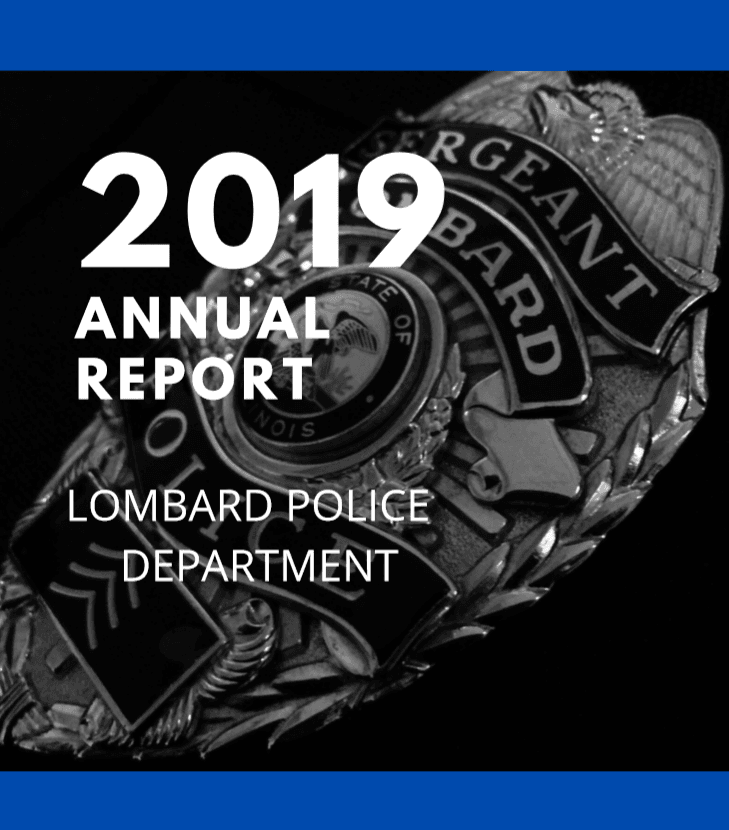 2019 annual police report Opens in new window